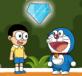Doremon và Nobita gom lì xì