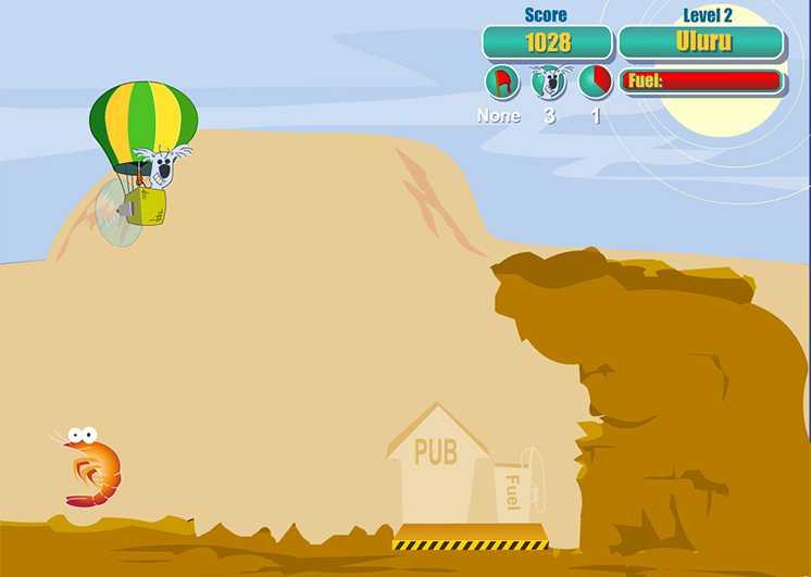 game-koala-lander-hinh-anh-3