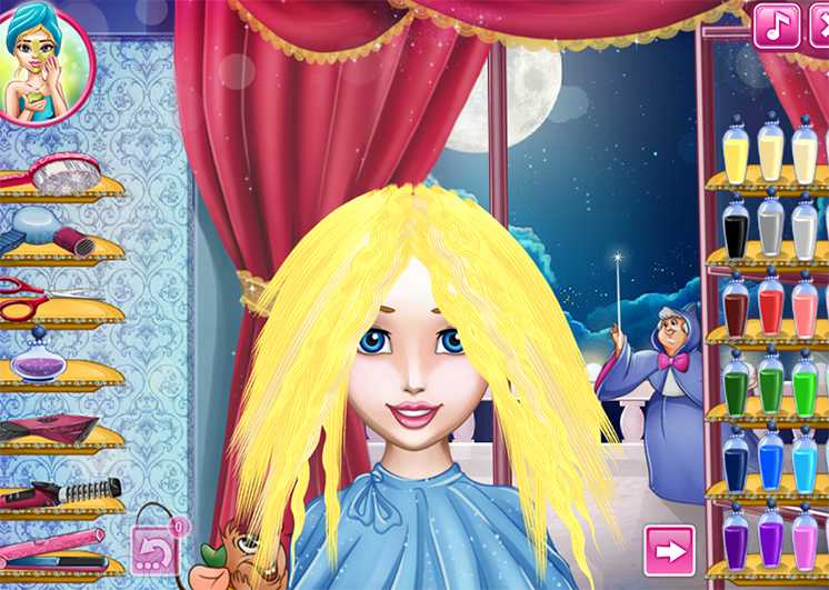 game-lam-toc-cho-cinderella-hinh-anh-1