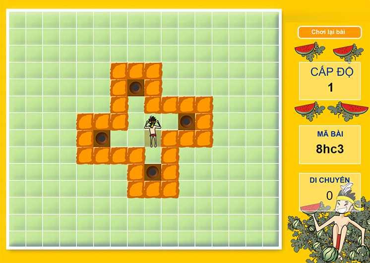game-mai-tiem-xep-dua-hinh-anh-1