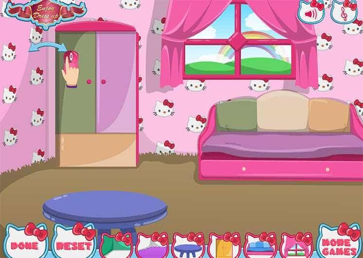 game-meo-kitty-don-nha-hinh-anh-3