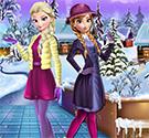 Thời trang Elsa và Anna 3