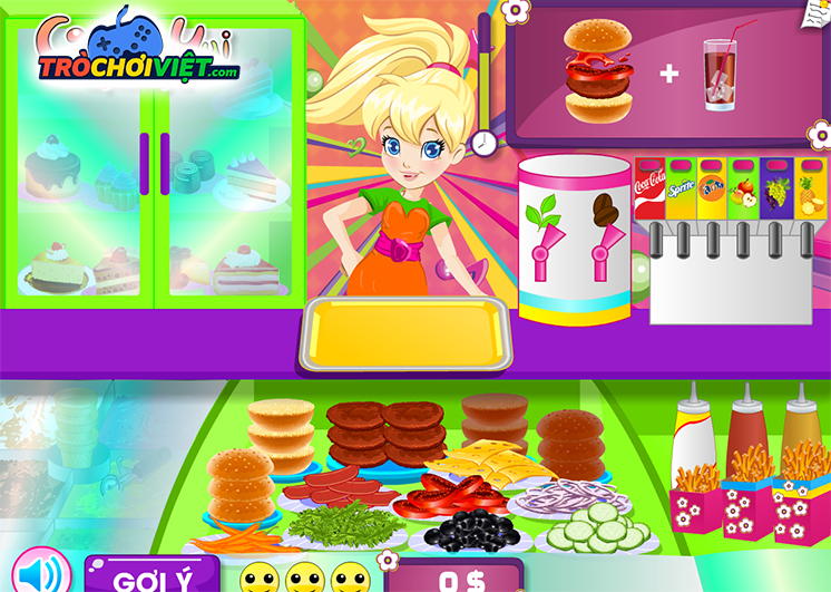 game-tiem-cafe-polly-hinh-anh-1