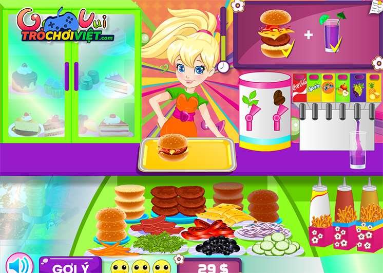 game-tiem-cafe-polly-hinh-anh-2