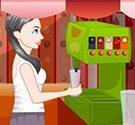 Cửa hàng nước ép trái cây