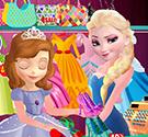 Cửa hàng thời trang của Elsa