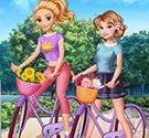 Dã ngoại bằng xe đạp
