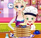 game-elsa-va-rosy-lam-banh-pancake
