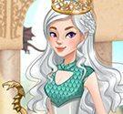Lễ đăng quang của nữ hoàng Rồng