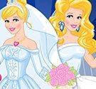 Thời trang cô dâu lọ lem
