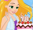 Tiệc sinh nhật của Rapunzel