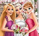 Đám cưới công chúa Elsa
