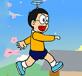Nobita vút bay