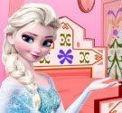 Nữ hoàng tuyết dọn phòng 2