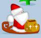 Santa hứng sao