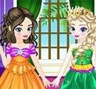 Thời trang Elsa và Anna 2