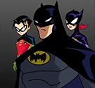 Batman ném Batarang