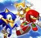 Bay cùng Sonic