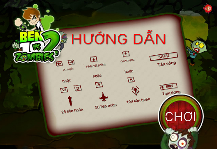 Game-ben-10-vs-zombie-2-hinh-anh-1
