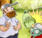 Dave vs Zombie