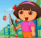 game-dora-chem-hoa-qua