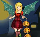 Hóa trang Halloween 4