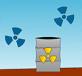 Hứng mưa phóng xạ