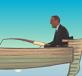 Obama câu cá