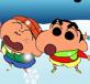 Shinchan đặt bom