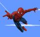 Spiderman đu dây