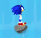 Super Sonic xuống thác