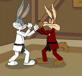 Thỏ Bug đấu Karate