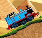 Thomas khám phá Ai Cập