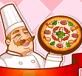 Trang trí Pizza