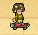 Trượt ván giao hàng