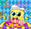 game-cham-soc-spongebob