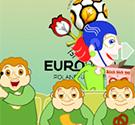 Cuồng nhiệt cùng Euro