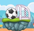 Đưa bóng vào lưới