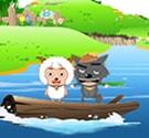 Đưa cừu qua sông 2