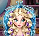 Elsa trang điểm 2