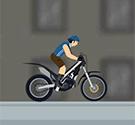 Lái moto mạo hiểm