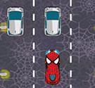 Lái xe người nhện