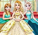 Lễ cưới công chúa Rapunzel
