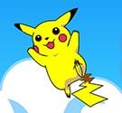 Pikachu nhảy cao