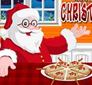 Santa vào bếp