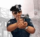 Siêu cảnh sát bắn súng