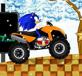 Sonic đua xe