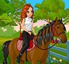 Thời trang cưỡi ngựa