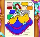 Tô màu công chúa 2