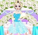 Váy cưới của Elsa